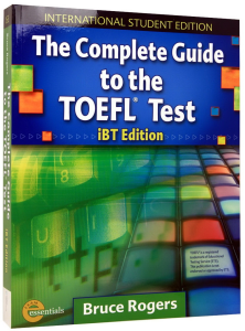 Complete Guide to the TOEFL Test - iBT - Edition , The Student's Book with CD-ROM