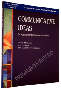 Communicative Ideas - An Approach with Classroom Activities0