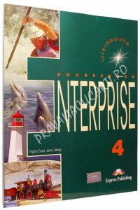 Enterprise 4. Student's Book0