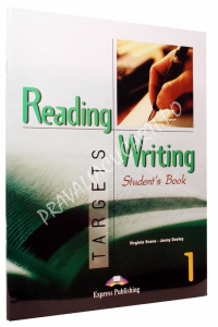 Reading & Writing Targets 1. Student's Book0