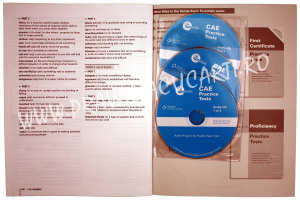 CAE Certificate Practice Tests with Key2