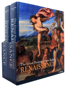 Great Painters Of The Italian Renaissance1