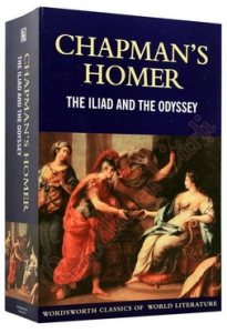 Chapman's Homer: The Iliad and the Odyssey0