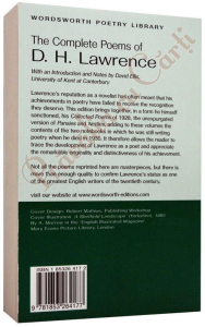 The Complete Poems of D.H.Lawrence2