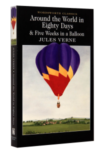 Around the World in Eighty Days & Five Weeks in a Balloon0