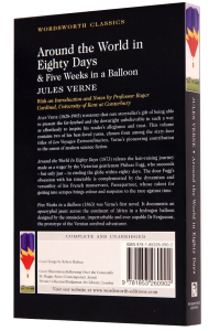 Around the World in Eighty Days & Five Weeks in a Balloon1