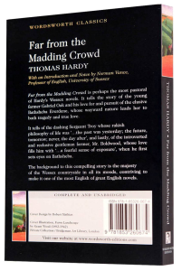 Far from the Madding Crowd1