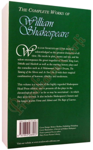 The Complete Works of William Shakespeare2