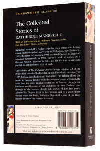 The Collected Stories of Katherine Mansfield1