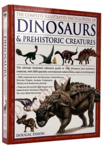 The Complete Illustrated Encyclopedia of DINOSAURS & Prehistoric Creatures0