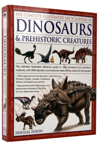 The Complete Illustrated Encyclopedia of DINOSAURS & Prehistoric Creatures1