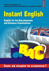 Instant English. English for the Baccalaureate and Entrance Examinations0