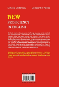 New Proficiency in English+Key to exercises4