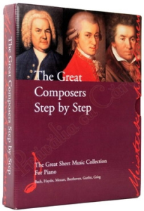 The great Sheet Music Collection for Piano0