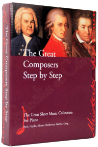 The great Sheet Music Collection for Piano1