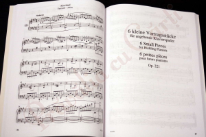 The great Sheet Music Collection for Piano5