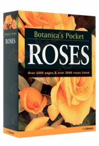 Botanica's Pocket - ROSES - over 1000 pages & over 2000 roses listed0