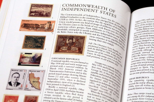 The complete guide to STAMPS and Stamp Collecting6