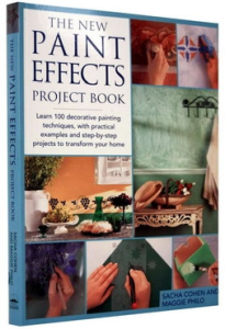 The new PAINT EFFECTS Project Book0
