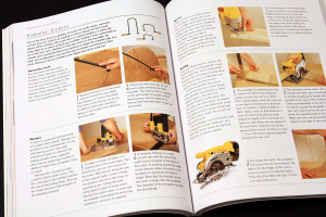 The Practical Woodworker. A step-by-step course for working with wood1