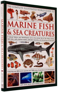 The Ilustrated World Guide To Marine Fish Sea Creatures