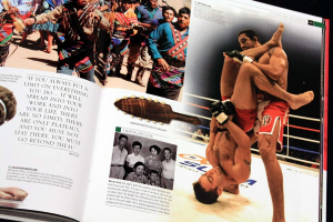 The Way of the Warrior. Martial Arts and Fighting Skills From Around the World13
