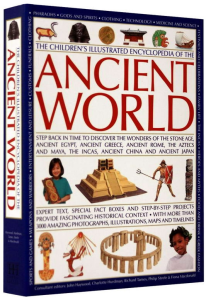 The Childrens Ilustrated Encyclopedia of the ANCIENT WOLRD0