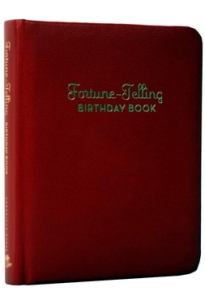 Fortune-Telling - BIRTHDAY BOOK0