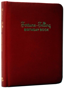 Fortune-Telling - BIRTHDAY BOOK1