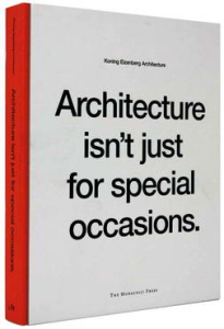 Architecture Isn't Just for Special Occasions [0]