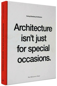 Architecture Isn't Just for Special Occasions [1]