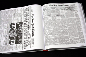 New York Times. The Complete Front Pages 1851-2008 [2]