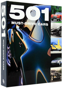 501 Must Drive Cars [1]