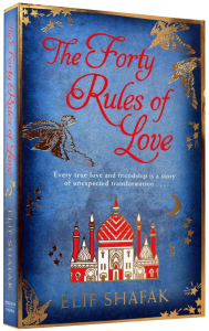 The Forty Rules of Love [1]