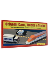 Origami Cars, Trucks, and Trains [0]