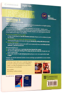 Real Writing 3 with Answers and Audio CD [1]