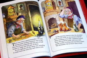 Grimm's Fairy Tales - Retold and illustrated by Val Biro [1]