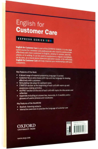 English for Customer Care Student's Book with MultiROM [2]