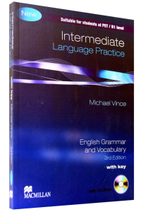 Intermediate Language Practice - 3th Edition with Key and CD-Rom0