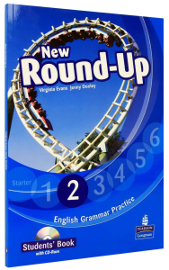 New Round-Up 2 Student Book with CD-Rom (English Grammar Practice)0