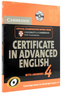 Certificate in Advanced 4. With answers and Cd0