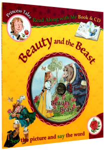 Beauty and the Beast - Book and CD