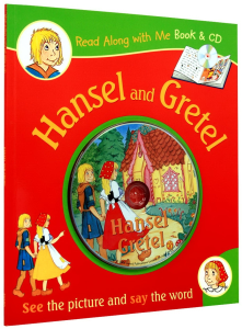 Hansel amd Gretel - Book and CD