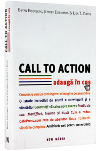Call to action. Adauga in cos0