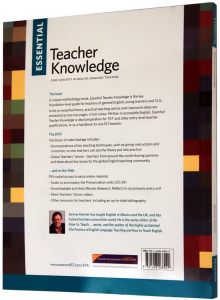 Essential Teacher Knowledge. Core Concepts in English Language Teaching4