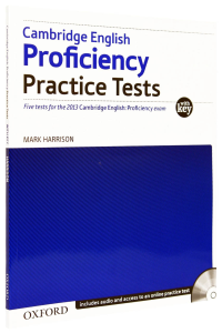 Cambridge English Proficiency Practice Tests with Key0