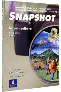 Snapshot Intermediate clasa a 8-a. Students' Book0