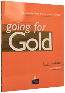 Going for Gold Intermediate Coursebook0