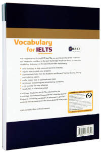 Cambridge Vocabulary for IELTS with Answers and Audio CD1