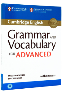 Grammar and Vocabulary for Advanced Book with Answers and Downloadable Audio0